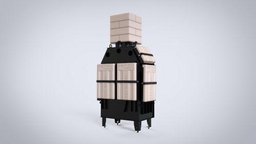 DEFRO HOME - nowoczesne wkłady kominkowe i kominki Akumulacja Thermoblock - 4 z 12