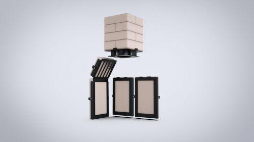 DEFRO HOME - nowoczesne wkłady kominkowe i kominki Akumulacja Thermoblock - 5 z 12