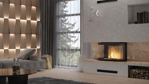 DEFRO HOME - nowoczesne wkłady kominkowe i kominki Wkłady do zabudowy - 16 z 47