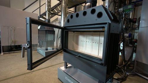 DEFRO HOME - nowoczesne wkłady kominkowe i kominki Labolatorium badawcze DEFRO - 5 z 15